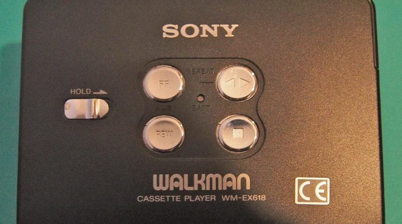 Sony Walkman WM-EX618