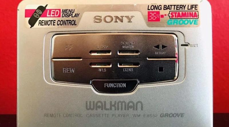 Sony Walkman WM-EX652