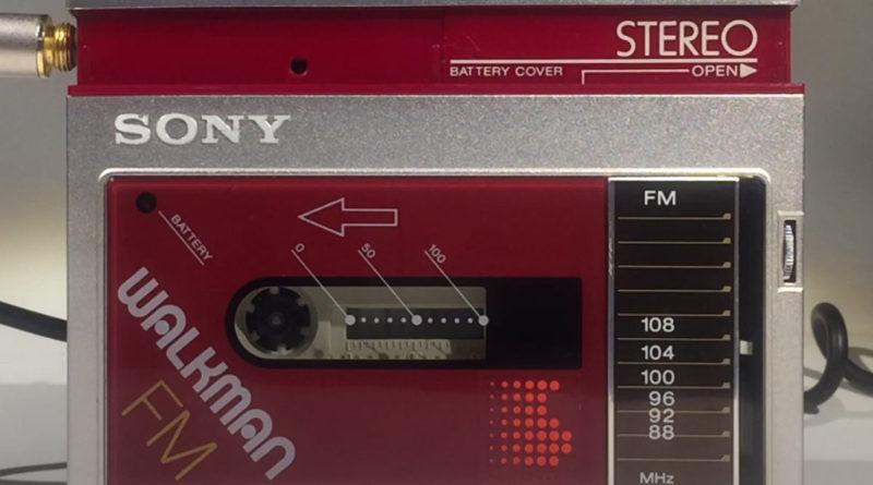 Sony Walkman WM-F10