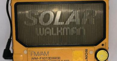 Sony Walkman WM-F107