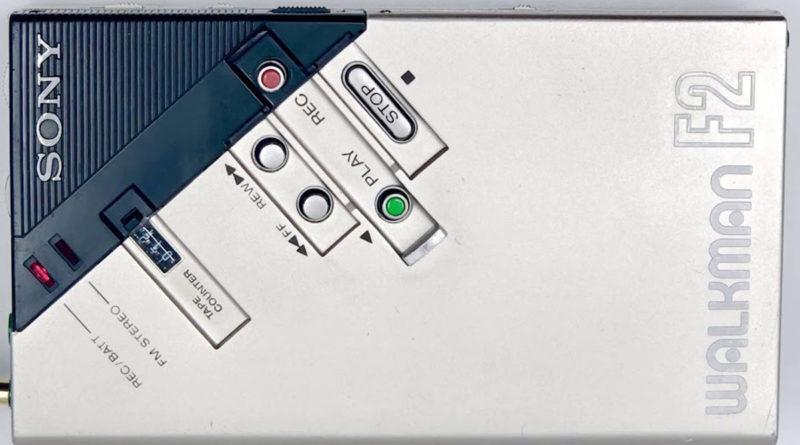 Sony Walkman WM-F2