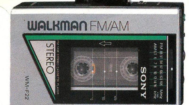 Sony Walkman WM-F22