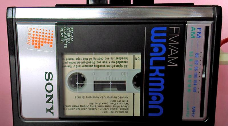 Sony Walkman WM-F31