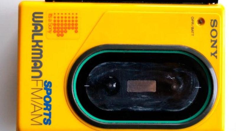 Sony Walkman WM-F35