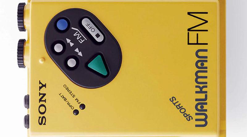 Sony Walkman WM-F5