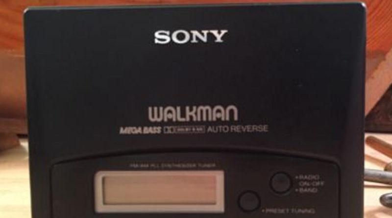 Sony Walkman WM-F605