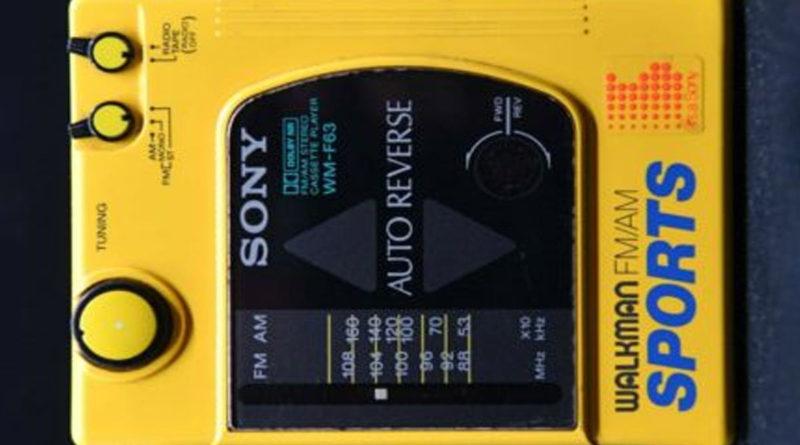 Sony Walkman WM-F63