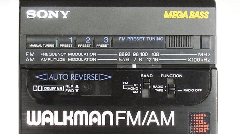 Sony Walkman WM-F64
