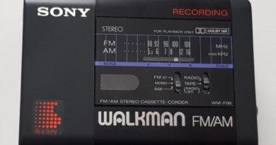 Sony Walkman WM-F66
