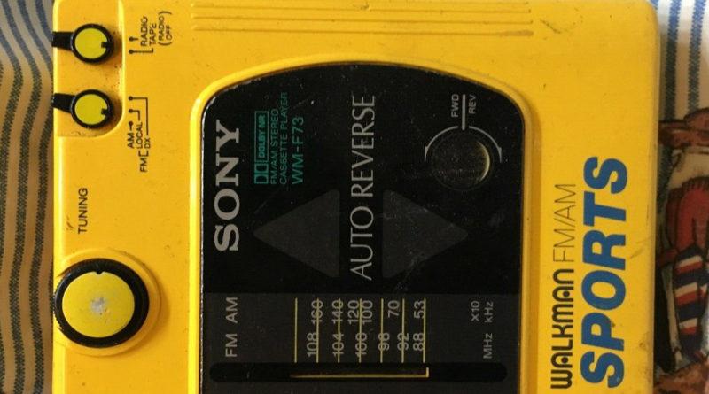 Sony Walkman WM-F73