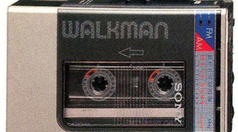 Sony Walkman WM-F9