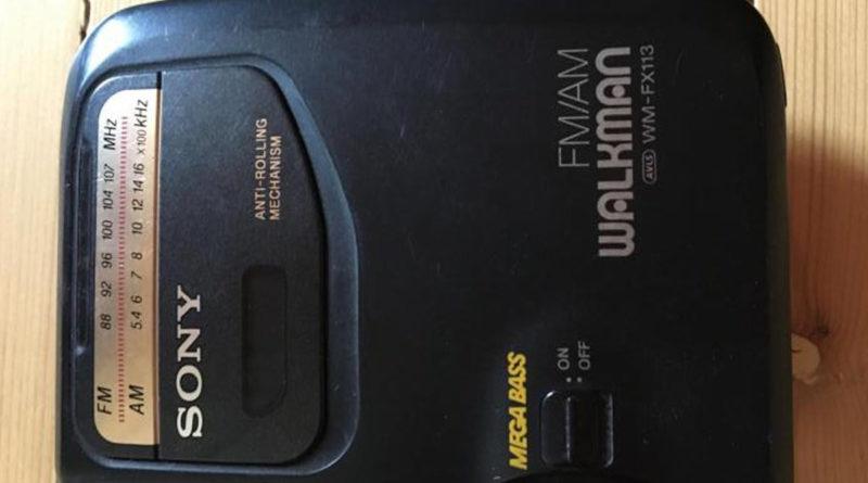 Sony Walkman WM-FX113
