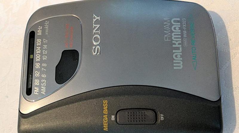 Sony Walkman WM-FX323