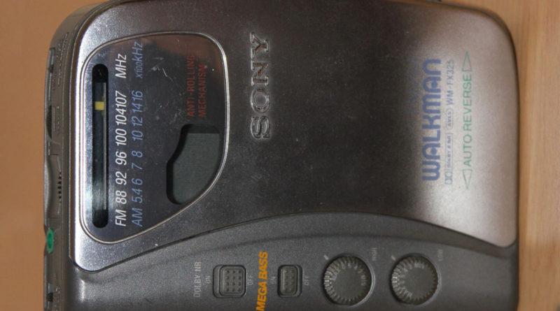 Sony Walkman WM-FX325