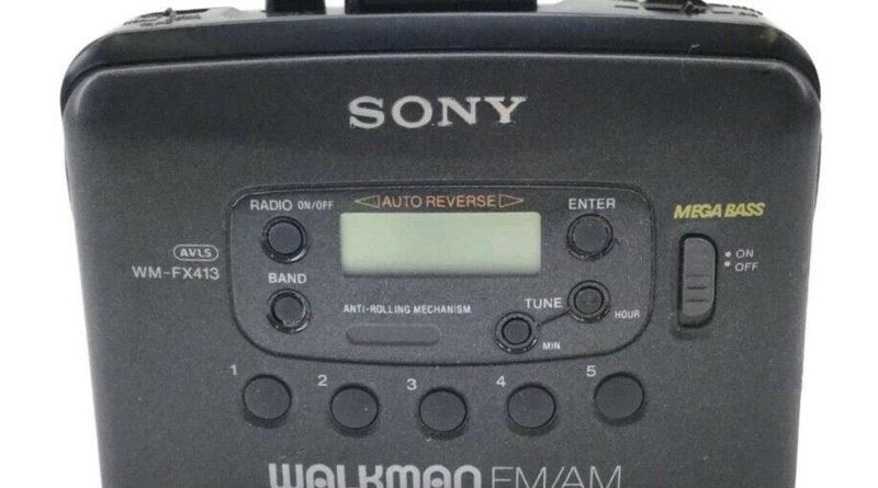 Sony Walkman WM-FX413