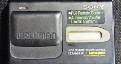 Sony Walkman WM-FX55