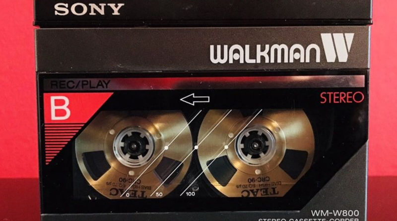 Sony Walkman WM-W800