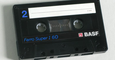 Аудиокассета BASF Ferro Super I (1989)