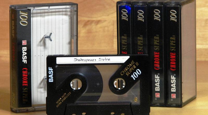 Аудиокассеты с магнитной лентой типа II хром: все и немного больше
