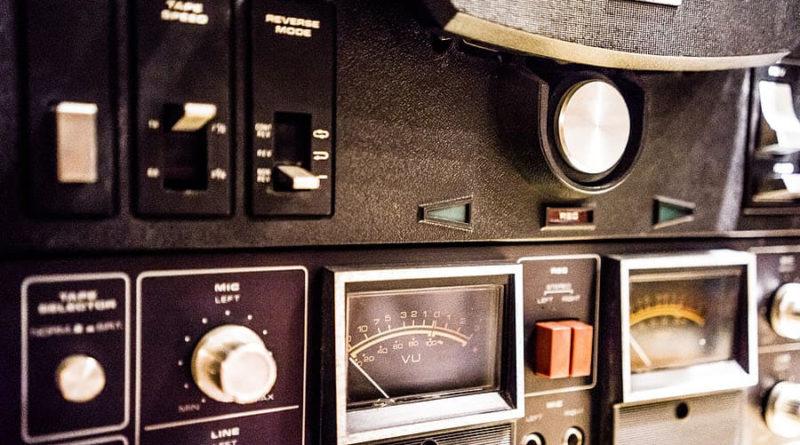 Запись на магнитной ленте: основы