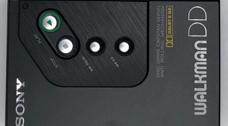 Sony walkman WM-DD1