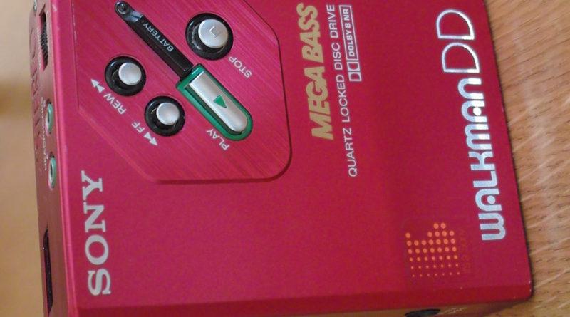 SONY Walkman WM-DD30
