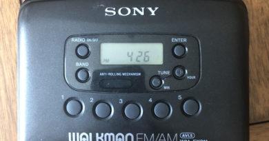 SONY Walkman WM-FX211