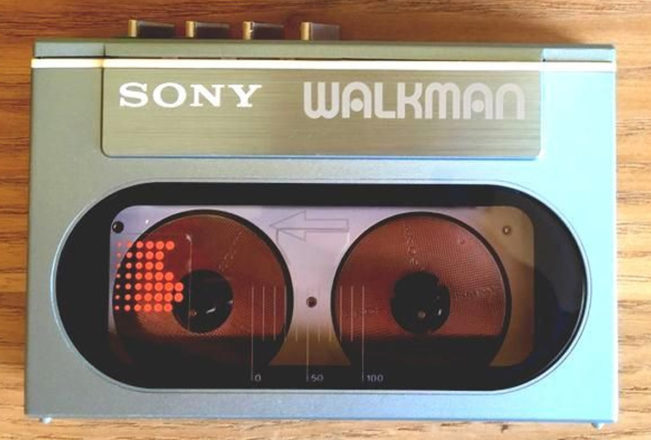 Sony Walkman WM-10