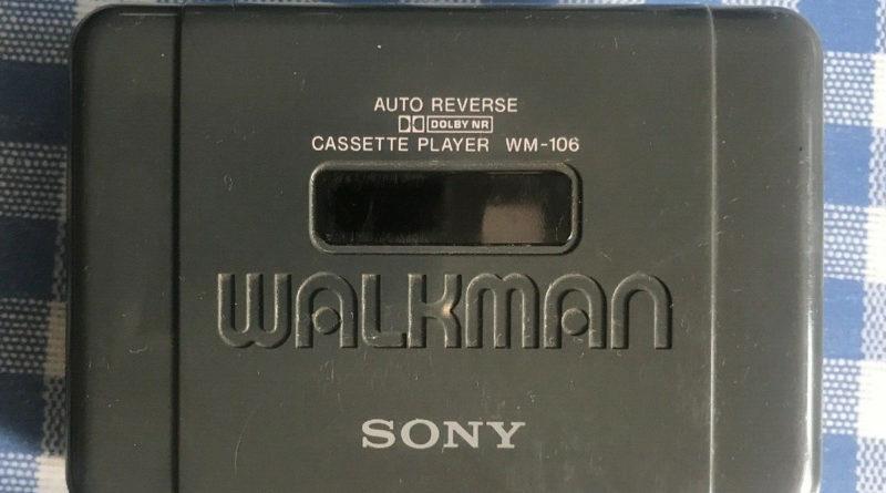 Sony Walkman WM-106