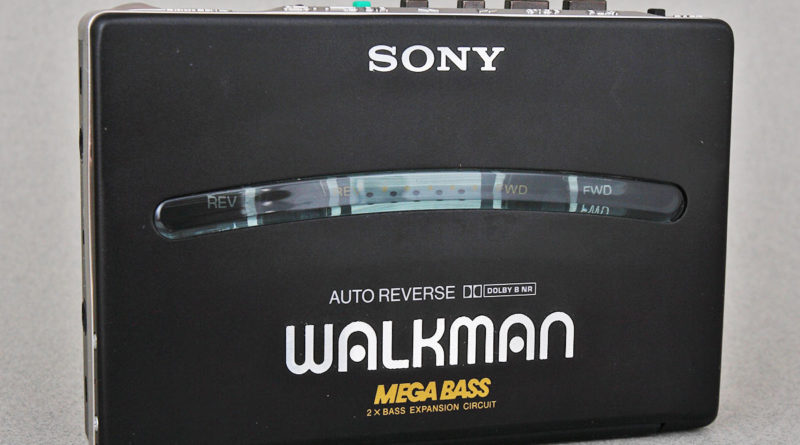 Sony Walkman WM-190