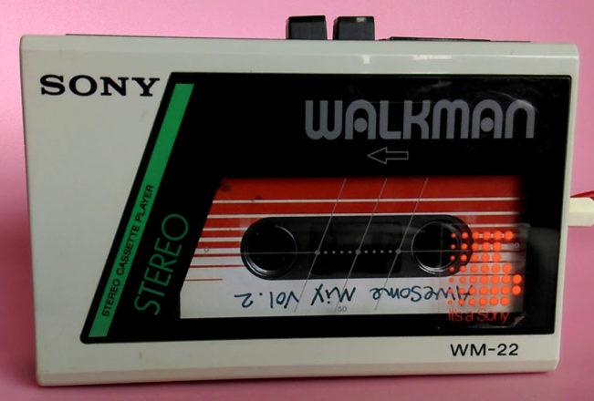 Sony Walkman WM-22