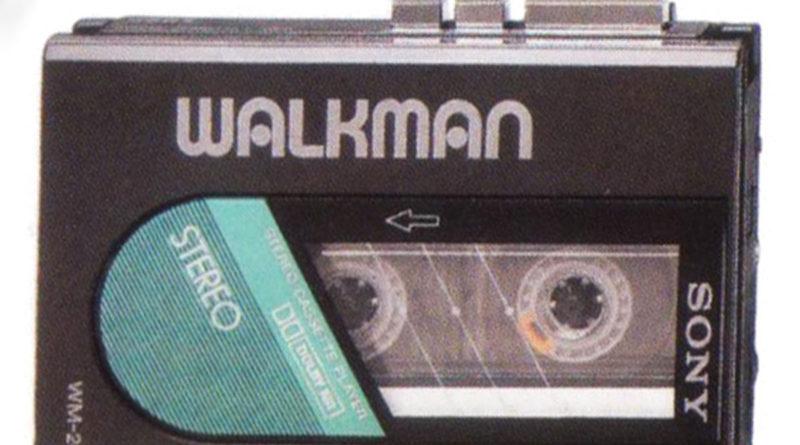 Sony Walkman WM-24