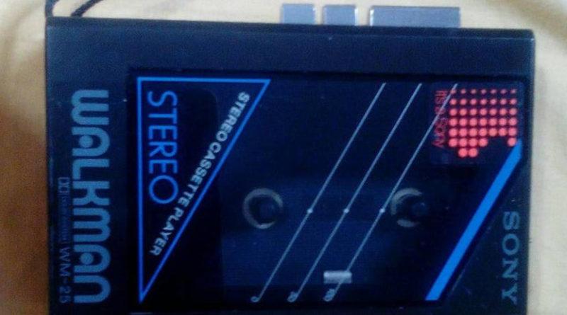 Sony Walkman WM-25