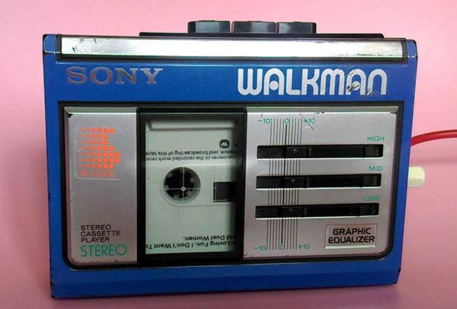 Sony Walkman WM-33