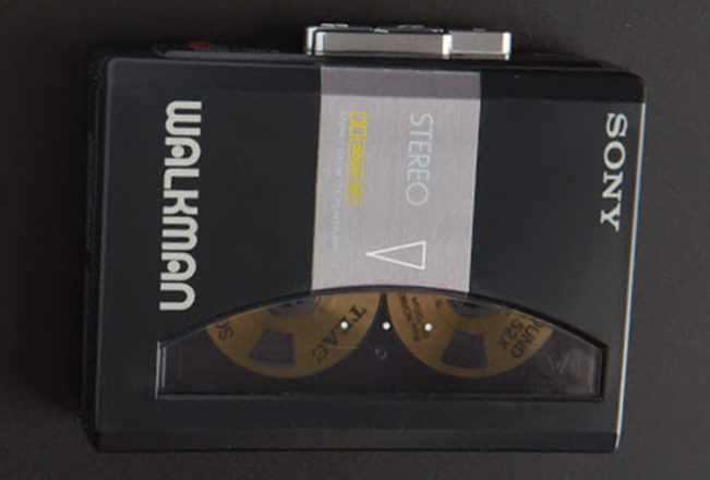 Sony Walkman WM-34