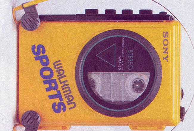 Sony Walkman WM-35