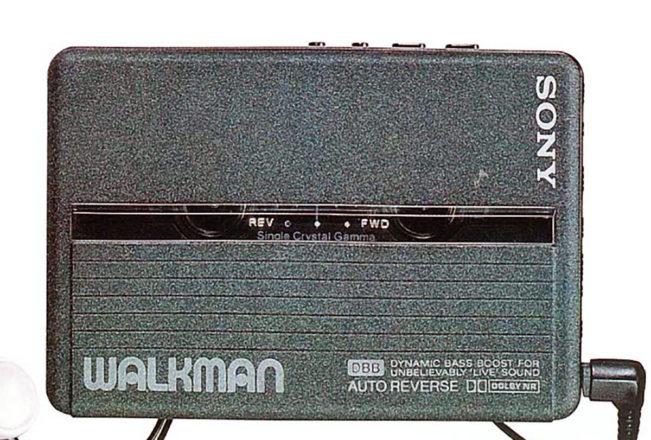 Sony Walkman WM-503
