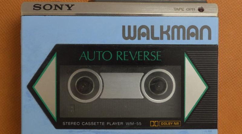 Sony Walkman WM-55