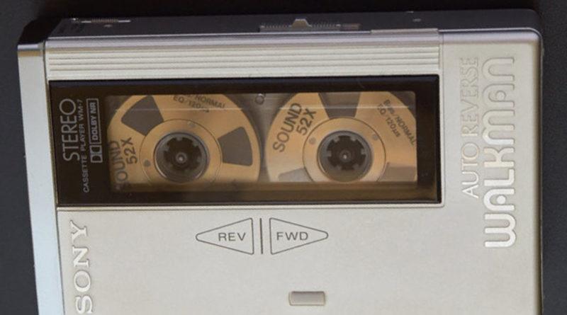 Sony Walkman WM-7