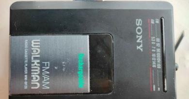 Sony Walkman WM-BF28