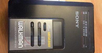 Sony Walkman WM-BF40