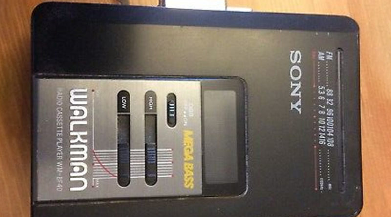 Sony Walkman WM-BF40