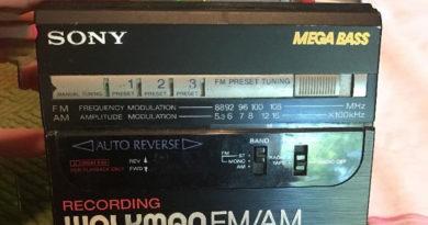 Sony Walkman WM-BF67