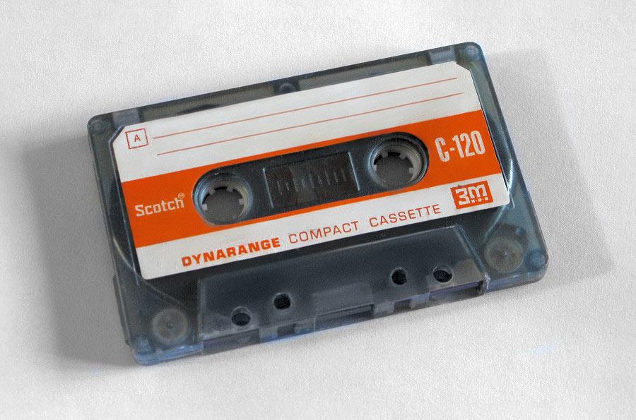 Аудиокассета Scotch