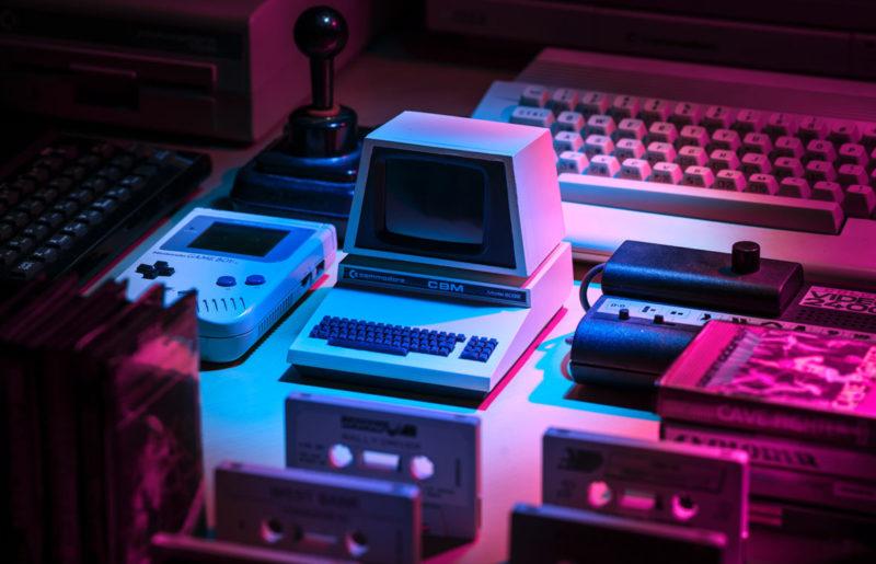 Аудиокассеты 80-х годов