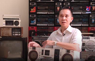 Большой кассетный привет из Ханоя!