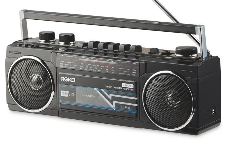 Aldi продает цифровой магнитофон в ретро-стиле, который даже воспроизводит кассеты!