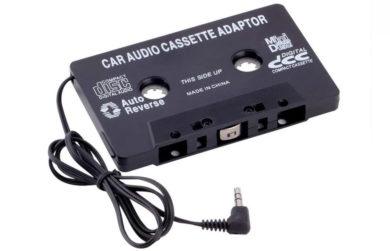 Как устроена кассета-адаптер AUX