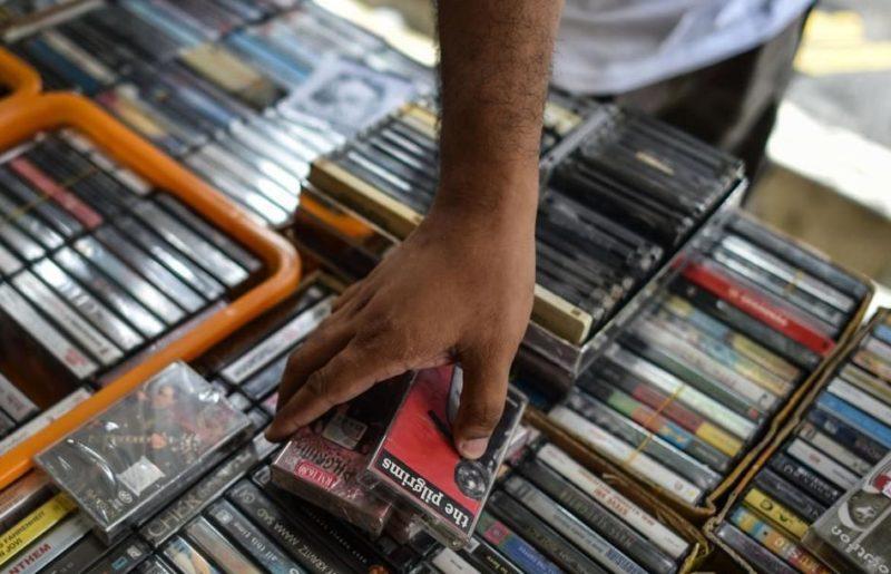 Продажи аудиокассет в 2020 в Британии выросли более чем в два раза