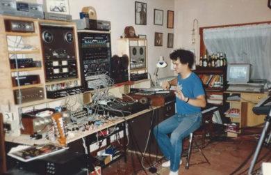 Домашняя студия звукозаписи 1990-х: кассеты и мультитрек